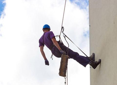 Empresa de trabajos verticales en Sevilla